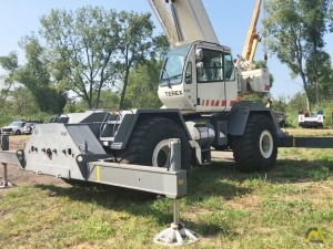 2005 TEREX RT-335 35-Ton Rough Terrrain Crane