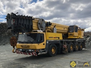 2006 Grove GMK5240 240-Ton All Terrain Crane
