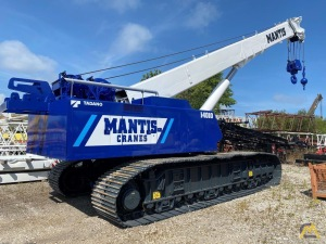 2006 Mantis 14010 70-Ton Telescopic Crawler Crane