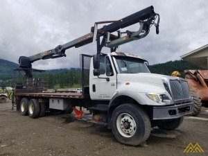 2006 Palfinger-International PW260 2.74-Ton Knuckle Boom Crane; CranesList ID: 444