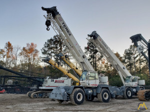 2006 Terex RT-335 35-Ton Rough Terrain Crane