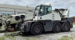 2007  Terex/Demag AC 40 City 40-Ton Compact All Terrain Crane