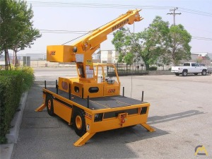 Broderson IC-35-2D 4-Ton Carry Deck Crane