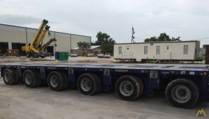 2007 Goldhofer THP/SL-6 Split Trailer