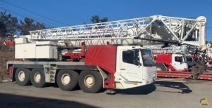 2007 Grove GMK 4100-L 115-Ton All Terrain Crane