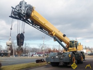 2007 Grove RT880E 80-Ton Rough Terrain Crane