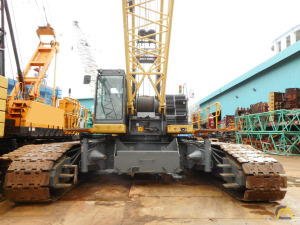 2007 Hitachi Sumitomo SCX1500-2, 150 Ton Lattice Boom Crawler Crane