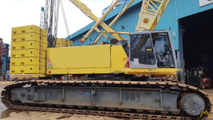 2007 Hitachi Sumitomo SCX2800-2, 275 Ton Lattice Boom Crawler Crane