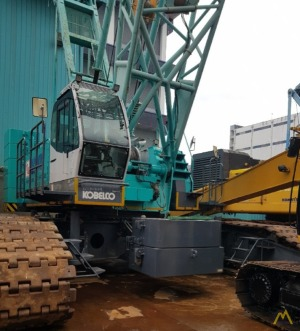 2007 Kobelco CKE1800-1F, 160 Ton lattice boom crawler crane for sale