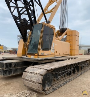 2007 Manitowoc 999 275-Ton Lattice Boom Crawler Crane