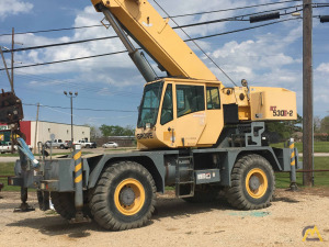 2008 Grove RT530E-2 30-Ton Rough Terrain Crane