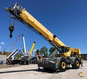 2008 Grove RT760E 60-Ton Rough Terrain Crane