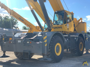 2008 Grove RT880E 80-Ton Rough Terrain Crane