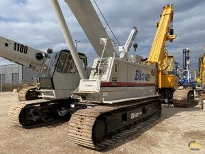 2008 Link-Belt TCC-450 45-Ton Telescopic Crawler Crane