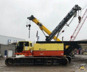 2008 Manitowoc 14000 S2 220-Ton Lattice Boom Crawler Crane