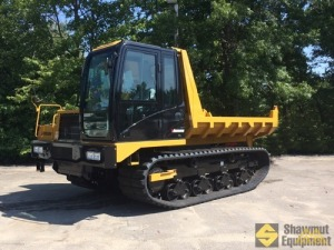 2008 Morooka MST2200VD Crawler Carrier