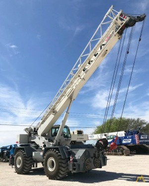2008 Terex RT665 Rough Terrain Crane Available