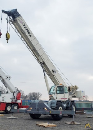 2008 Terex RT555-1 55-Ton Rough Terrain Crane