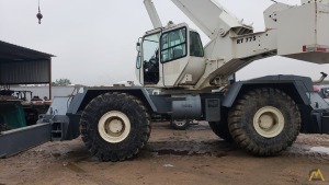 2008 Terex RT 775 75-Ton Rough Terrain Crane