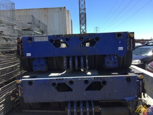 2009 Goldhofer PST/SLE-4 Trailer Module