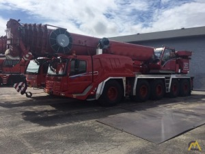 2009 Grove GMK 5165-2 (Red) 165-Ton All Terrain Crane