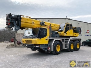 2009 Grove GMK3055 60-Ton All Terrain Crane