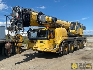 2009 Grove GMK4115 115-Ton All Terrain Crane
