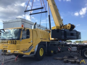 2009 Grove/GMK 5165-2 165-Ton Yellow All Terrain Crane