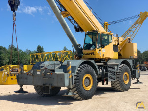 2009 Grove RT890E 90-Ton Rough Terrain Crane
