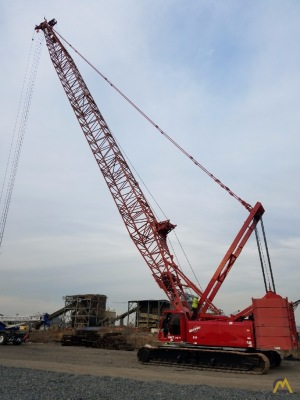 2009 Manitowoc 999 Series 3 275-Ton Lattice Boom Crawler Crane