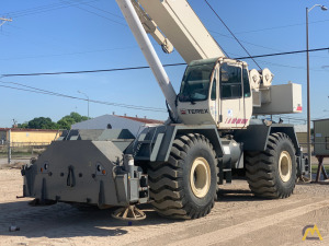 2009 Terex RT 780 80-Ton Rough Terrain Crane