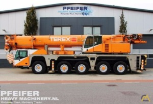 200t Terex-Demag AC 200-1 All Terrain Crane