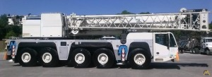 200t Terex Demag AC160-2 All Terrain Crane