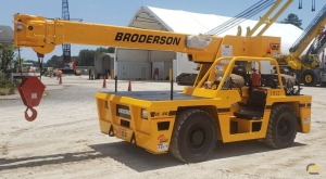 2010 Broderson IC-80-3G 9-Ton Carry Deck Crane