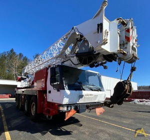 2010 Grove GMK4080-1 100-Ton All Terrain Crane