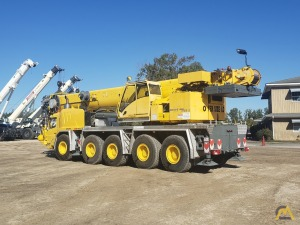 2010 Grove GMK5165-2 165-Ton All Terrain Crane