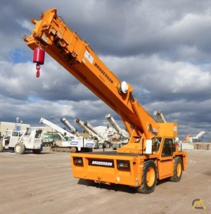 2011 Broderson IC-250-3C 18-Ton Industrial Carry Deck Available