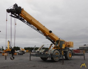 2011 Grove RT-760E-4 60-Ton Rough Terrain Crane