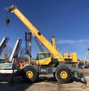 2011 Grove RT760E 60-Ton RT700E Series Rough Terrain Crane