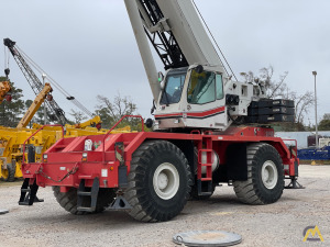 2011 Link-Belt RTC-8090 90-Ton Rough Terrain Crane