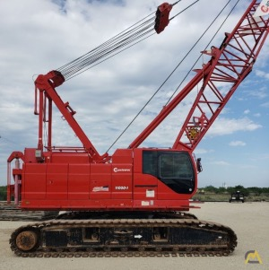 2011 Manitowoc 11000-1 110-Ton Lattice Boom Crawler Crane