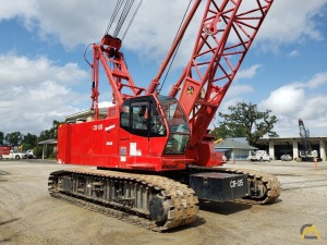 2011 Manitowoc 8500 85-Ton Lattice Boom Crawler Crane