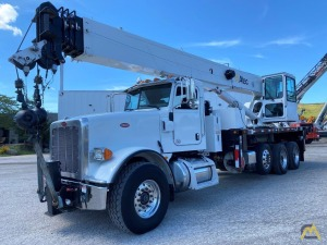 2012 Altec AC38-127 38-Ton Boom Truck Crane on Peterbilt 367
