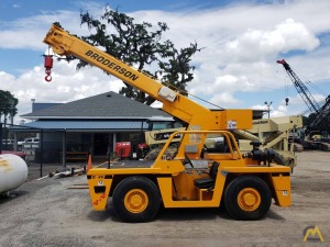 2012 Broderson IC-80-3J 9-Ton Carry Deck Crane