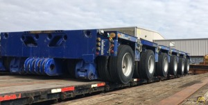 2012 Goldhofer PST/SLE-6 Trailer