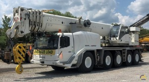 2012 Grove GMK5165B 165-Ton All Terrain Crane