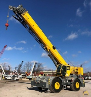 2012 Grove RT765E-2 65-Ton Rough Terrain Crane