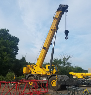 2012 Grove RT890E 90-Ton Rough Terrain Crane