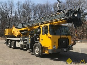 2012 Grove TM500E-2 45-Ton Telescopic Truck Crane