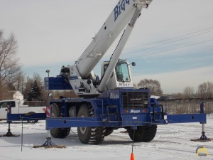 2012 Link-Belt RTC-8090 Series II 90-Ton Rough Terrain Crane